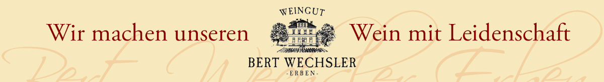 Weingut Bert Wechsler Erben